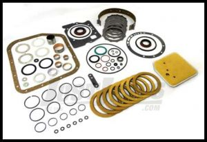Omix-ADA TF6 Overhaul Kit For 1987-03 Jeep Wrangler YJ & TJ With 2.5L or 4.0L 19001.04