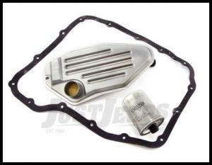 Omix-ADA Automatic Transmission Filter Kit For 1999-04 Jeep Grand Cherokee V8 and V6 2WD & 2002-03 Liberty V6 2WD 19003.02