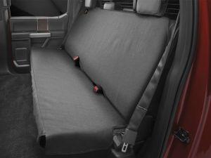 WeatherTech Second Row Seat Protector For 2007-18+ Jeep Gladiator JT & Wrangler JK/JL 2 Door & Unlimited 4 Door Models DE2011