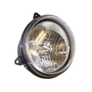 Quadratec Passenger Side Head Lamp Assembly for 05-07 Jeep Liberty KJ 55022.0036