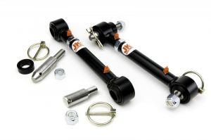 "JKS Manufacturing Quicker Disconnects For 2007-18 Jeep Wrangler JK 2 Door & Unlimited 4 Door Models With 2.5-6"" Lift 2034"