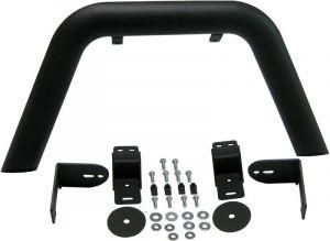 Off Camber Fabrications Frame Mount Light Bar LINE-X Coated for 07-18 Jeep Wrangler JK, JKU 130716LX