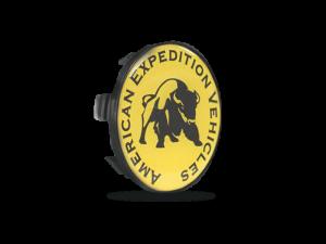 AEV Wheel Center Cap In Yellow 20402075AB