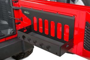 Quadratec Tailgate Cargo Shelf for 07-18 Jeep Wrangler JK, JKU 12226.3000