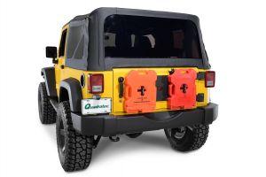JCR Offroad Trailgate for 07-18 Jeep Wrangler JK, JKU JKTGP-PC
