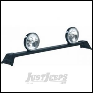 CARR Low Profile Light Bar XP3 Black For 2005-10 Jeep Grand Cherokee WK Models 210501