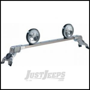 CARR Deluxe Rota Light Bar XM3 Polished For 1984-10 Jeep Cherokee XJ & Grand Cherokee Models 210872