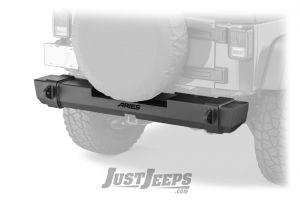 Aries Automotive TrailCrusher Rear Bumper For 2007-18 Jeep Wrangler JK 2 Door & Unlimited 4 Door Models 2157000