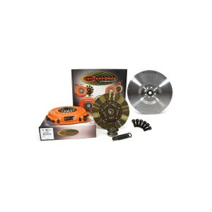 Centerforce Dual Friction Clutch & Flywheel Kit For 2007-11 Jeep Wrangler JK 2 Door & Unlimited 4 Door Models KDF148174