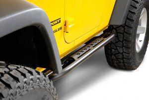 LoD Offroad Signature Series Rock Sliders for 07-18 Jeep Wrangler JK 2 Door JRS0721