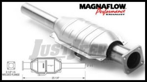 Magnaflow Direct Fit Catalytic Converter For 1984-86 Jeep Cherokee XJ With 2.5L or 2.8L 23224