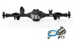 G2 Axle & Gear 35 Spline Rear Core 44 Axle Assembly with ARB Air Locker for 97-06 Jeep Wrangler TJ & Unlimited C4TAC5-