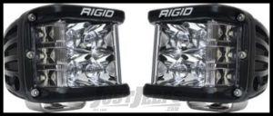 Rigid Industries D-SS PRO LED Light Pair  - Flood Pattern 262113