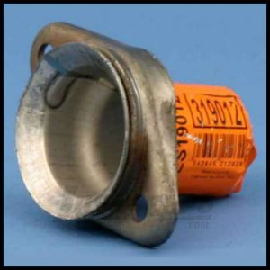 Omix-ADA Exhaust Center Pipe For 2000-01 Jeep Cherokee XJ (Between Converter & Muffler) 17608.03