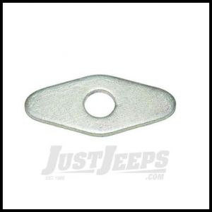 Omix-ADA Brake Shoe Retaining Plate For 1978-86 Jeep CJ Series 1987-06 Wrangler With 10 in. Drum Brake 16751.01