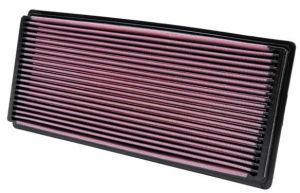 K&N Replacement Air Filter For 1997-06 TJ Wrangler 33-2114