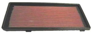 K&N Replacement Air Filter For 1996-01 XJ Cherokee 33-2122