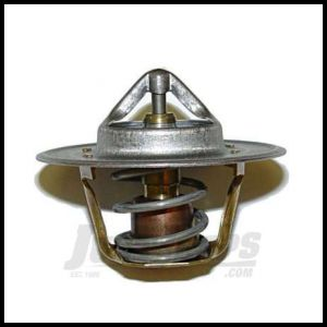 Omix-ADA Thermostat 180 Degree Performance Style For 1972-06 Wrangler and CJ All Gas Engines 17106.51