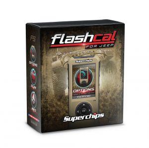 Superchips Flashcal F5 Programmer For 2007-18 Jeep Wrangler JK 2 Door & Unlimited 4 Door Models 3571
