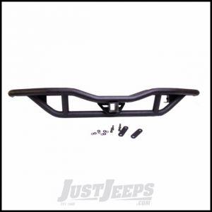 Outland (Black) Powder Coated RRC Rear Bumper For 2007-18 Jeep Wrangler JK 2 Door & Unlimited 4 Door Models 391150315