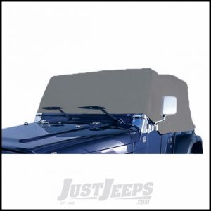 Outland Weather Lite Cab Cover For 1976-06 Jeep Wrangler YJ & TJ Models & Jeep CJ Series - Except Scrambler or Unlimited 391332101