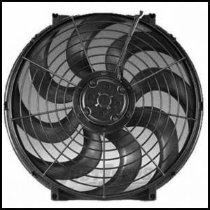 """Flex-A-Lite Universal Electric 16"""" Fan 398"""
