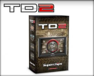 Superchips Trail Dash 2 For 2003-14 Jeep Wrangler TJ & JK Models 42050