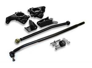 "TeraFlex High Steer System w/ Drag Link Flip Kit For 2007-18 Jeep Wrangler JK 2 Door & Unlimited 4 Door Models With 4""-6"" Lift 4390875"