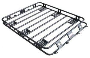 SmittyBilt Defender Series Roof Rack Basket 4.5' X 4.5'  For JK 4 Door Hardtop 45454