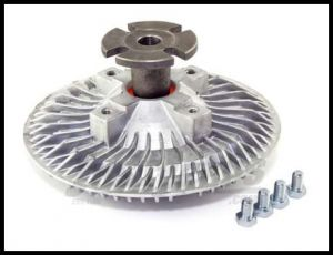 Omix-ADA Fan Clutch Reverse Rotation For 1991-99 Wrangler YJ & TJ, 1994-99 Cherokee XJ And 1993-98 Grand Cherokee With 6 Cyl 17105.04