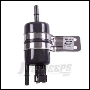 Omix-ADA Fuel Filter For 1997-04 Jeep Wrangler TJ, 1997-01 Cherokee XJ & 1997-98 Grand Cherokee 17718.05