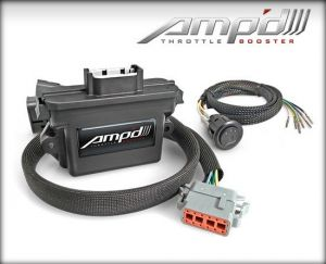 Superchips Amp'D Throttle Booster with Power Switch For 2007-18 Various Jeep Models (See Details) 48862