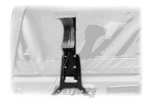 TeraFlex Alpha 3rd Brake Light Extension Bracket Kit For 2007-18 Jeep Wrangler JK 2 Door & Unlimited 4 Door Models 4997220