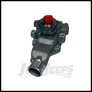 Omix-ADA Water Pump For 2000-04 Wrangler & 1999-04 Jeep Grand Cherokee WJ With 4.0L 6 cylinder engine 17104.20