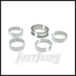 Omix-ADA Bearing Set Main For 1972-81 Jeep CJ Series & 1971-91 Full Size Jeep With V8 AMC 304 or 360, .010 Oversized 17465.50