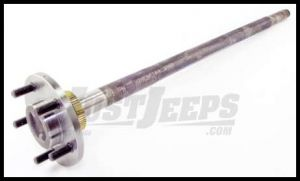 Omix-ADA Dana 35 Axle Shaft Rear Driver Side For 2003-06 Jeep Wrangler With ABS And Rear Drum 16530.63