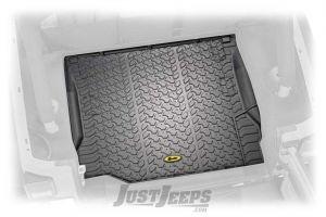 BESTOP Rear Cargo Area Liner For 2007-10 Jeep Wrangler JK 2 Door & Unlimited 4 Door Models 51505-01