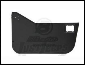 BESTOP Element Front Doors Paintable Enclosure Kit For 2007-18 Jeep Wrangler JK 2 Door & Unlimited 4 Door Models 51803-01
