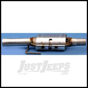 Omix-ADA Catalytic Converter For 1997-00 Jeep Wrangler TJ With 2.5L & 4.0L 17604.10