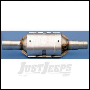 Omix-ADA Catalytic Converter For 1996-00 Jeep Cherokee XJ With 2.5L, 1996-01 Jeep Cherokee XJ With 4.0L & 1996-01 Jeep Grand Cherokee With V8 17604.08