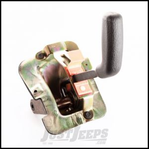 Omix-ADA Transfer Case Shifter Assembly For 1991-01 Jeep Cherokee XJ, 1986-92 Comanche MJ & 1994-96 Grand Cherokee ZJ S-52104101AB