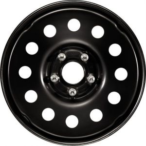 "MOPAR Winter / Off-Road Steel Wheel, 17x7.5"", 5x5 Bolt Pattern, 6.11 BackSpacing 52124455AB"