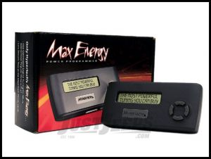 Hypertech Max Energy Power Programmer For 2005-10 Various Jeep Models (See Details) 52501