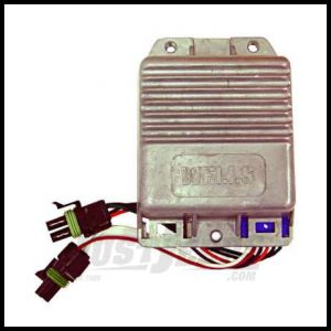 Omix-ADA Ignition Module For 78-90 Jeep Grand Wagoneer SJ, Cherokee XJ & Wrangler YJ 17252.03