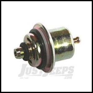 Omix-ADA Fuel Pressure Regulator For 1991-96 Jeep Wrangler YJ, Cherokee XJ With 6 or 4 CYL 17711.01