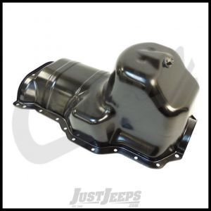 Crown Automotive Pan For 1984-95 Jeep Wrangler YJ & Cherokee XJ With 4 CYL 2.5L 53020831
