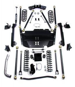 "TeraFlex 5"" Suspension Lift Kit No Shocks PRO LCG For 1997-06 Jeep Wrangler TJ 1449575"