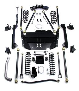 "TeraFlex 5"" Suspension Lift Kit No Shocks PRO LCG For 2004-06 Jeep Wrangler TLJ Unlimited 1449585"