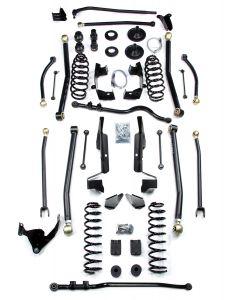 "TeraFlex 6"" Long Arm Suspension Lift Kit No Shocks ELITE LCG For 2007+ Jeep Wrangler JK 4 Door Unlimited 1457600"