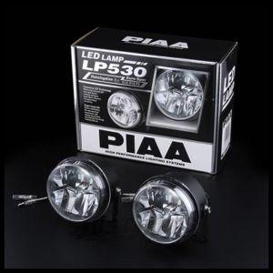 PIAA 530 LED Driving Light Kit For 2010-16 For Jeep Wrangler JK 2 Door & Unlimited 4 Door Models 05332